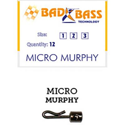 Bad Bass Aggancio Rapido Micro Murphy