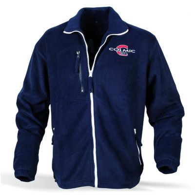 Colmic Pile Full Zip Official Team