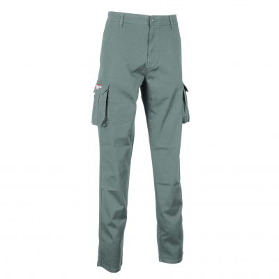 Colmic Summer Pants Grey Official Team