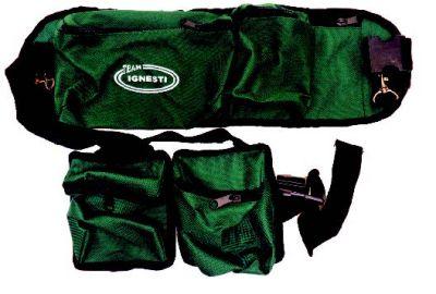 Ignesti Cintura Trota Torrente con Tasche Mobili
