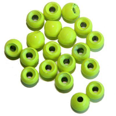 Contumax Palline in Tungsteno Fluo Chartreuse