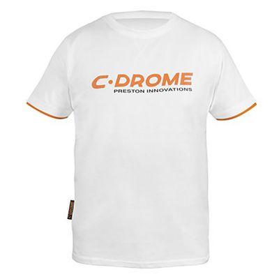 Preston C Drome White T Shirt
