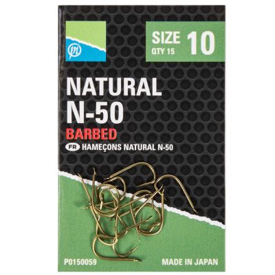 Preston Natural N 50 Hook