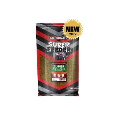 Sonubaits Super Feeder Fishmeal