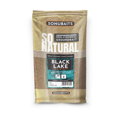 Sonubaits So Natural Black Lake
