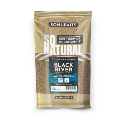 Sonubaits So Natural Black River