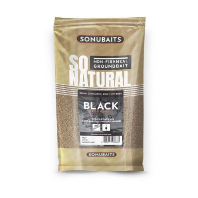 Sonubaits So Natural Black