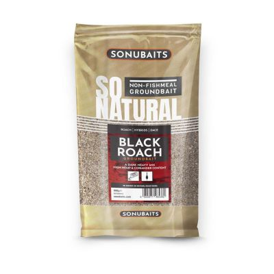 Sonubaits So Natural Black Roach