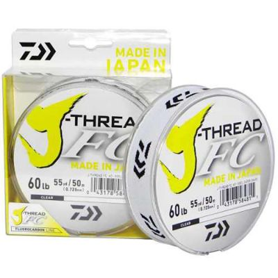 Daiwa J-Thread FC Fluorocarbon