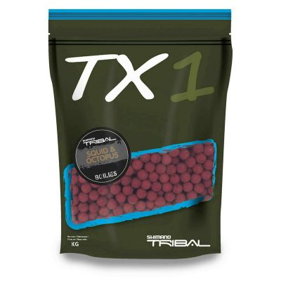 Shimano TX1 Boilies Squid-Octopus 5 kg
