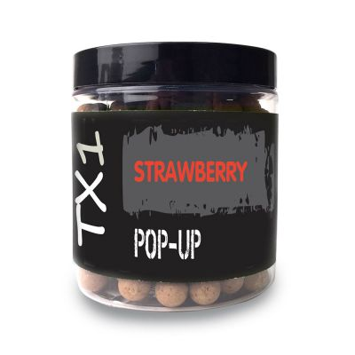 Shimano TX1 Pop-Up Strawberry 15 mm