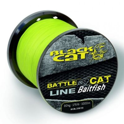 Black Cat Battle Cat Line Baitfish