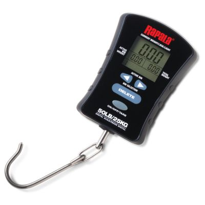 Rapala Bilancia 25 Kg Compact Touch Screen