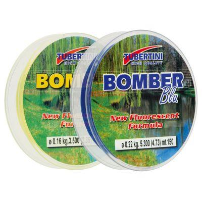 Tubertini Bomber Blu