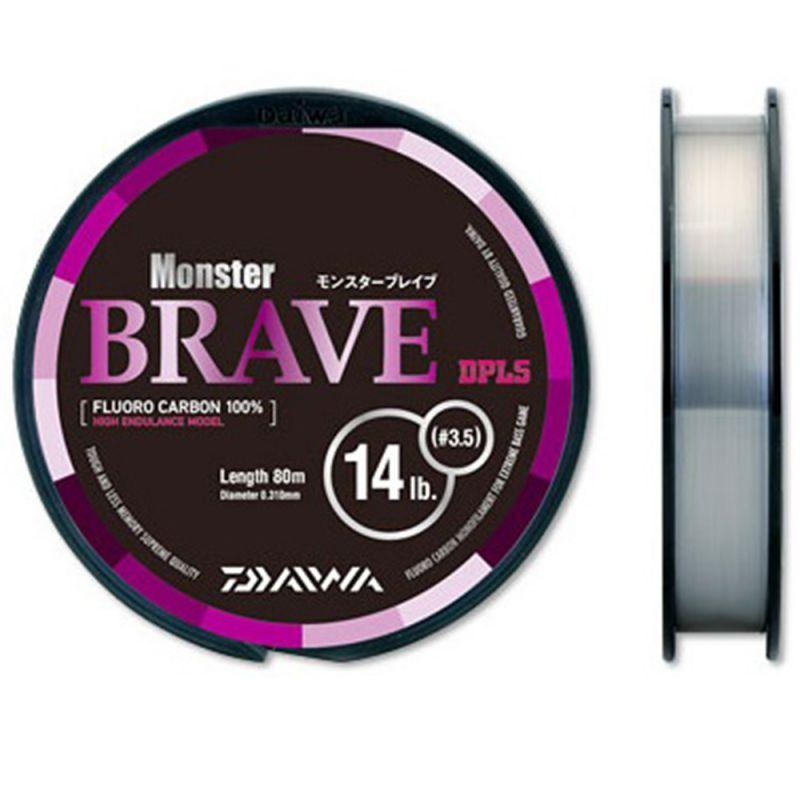 Fluorocarbon Daiwa Brave Finesse
