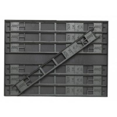 Sensas Box + Winders 26 Cm - Xl - 14 Pcs