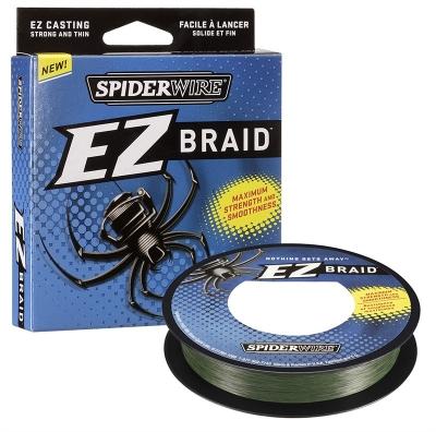 Spiderwire EZ Braid Lo-Vis Green