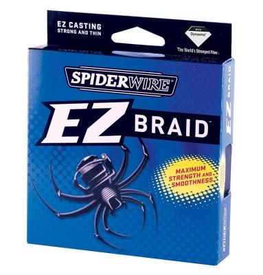 Spiderwire EZ Braid Yellow