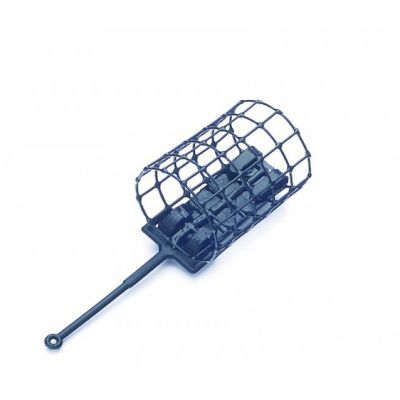 Sensas Round Metal Cage Feeder X 10