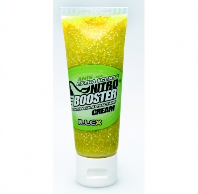 Illex Nitro Booster Aniseed Cream Yellow 75 Ml