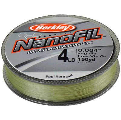 Berkley NanoFil LV Green
