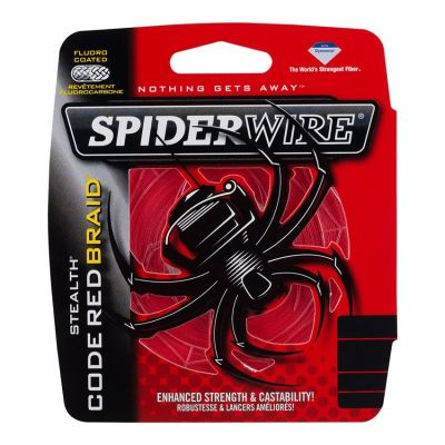 Spiderwire New Stealth Code Red