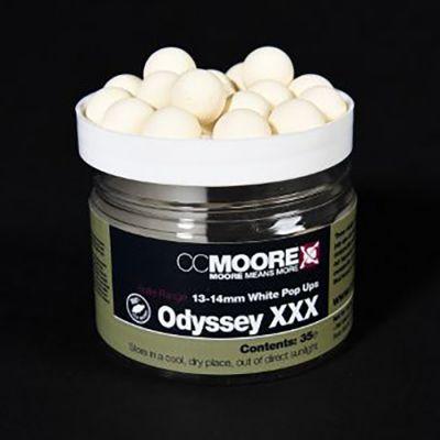 CC Moore Odyssey XXX White Pop Ups
