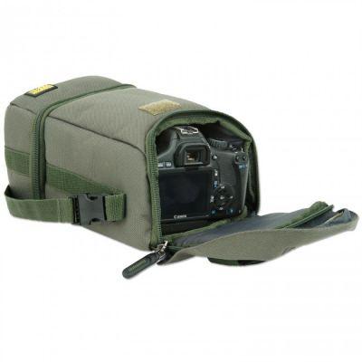 Shimano Olive SLR Camera Holster