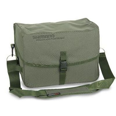 Shimano Olive Stalker e Floater Bag