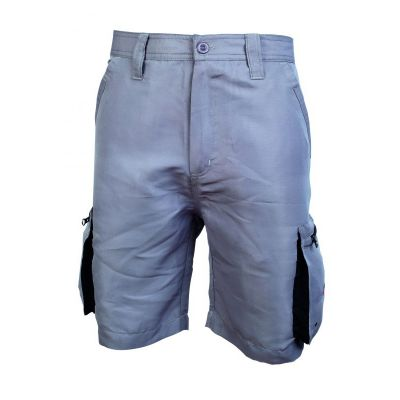 Colmic Pantalone Estivo Short Grigio