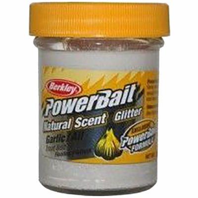 Berkley Pasta Trota PowerBait Natural Scent Garlic White
