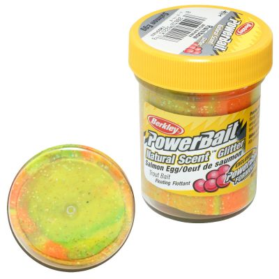 Berkley Pasta Trota PowerBait Natural Scent Salmon Egg Rainbow