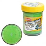 Berkley Pasta Trota PowerBait Natural Scent Fish Pellet Spring Green