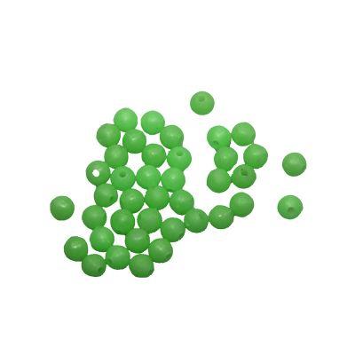 Contumax Perlina Tonda Verde Fluo Rigida