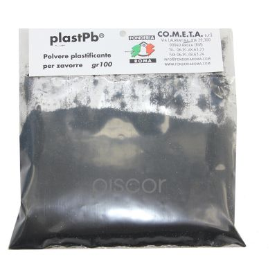 Fonderia Roma Polvere Plastificante per Piombo