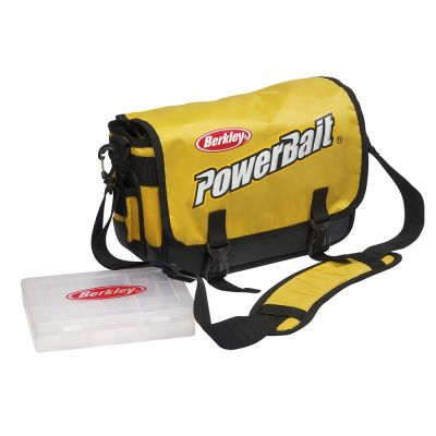 Berkley Power Bait Bag S Yellow