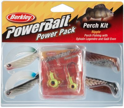 Berkley Powerbait Perch Ripple Pro Pack
