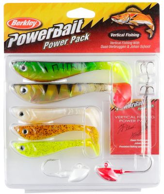 Berkley Powerbait Vertical Fishing pro pack