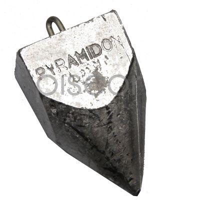Fonderia Roma Pyramidon con Anello Inox