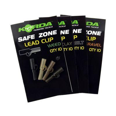 Korda Safe Zone Lead Clips