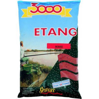Sensas 3000 Etang Rouge