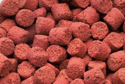 Sensas Pellets Club Rouge Fraise