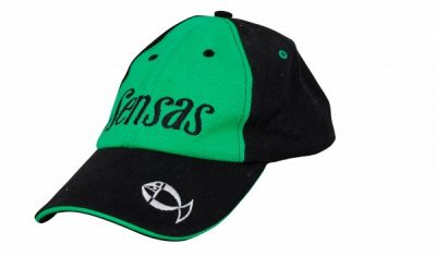 Sensas Coimbra Black - Green Cap