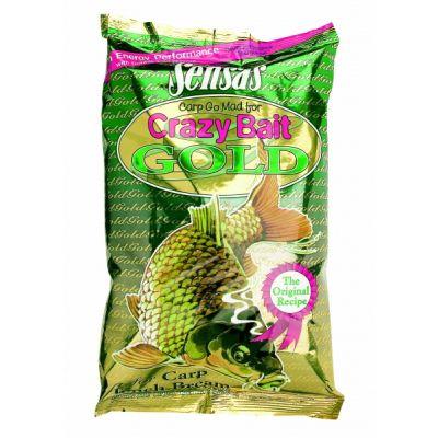 Sensas Crazy Bait Green Gold