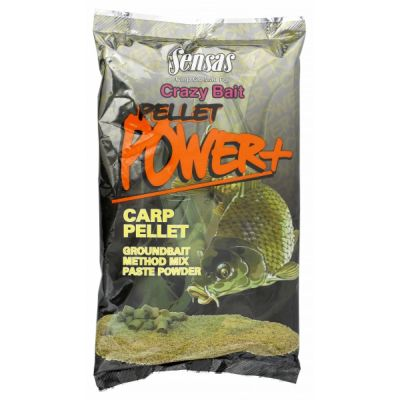 Sensas Crazy Bait Pellet Power Carp Paste