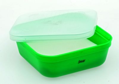 Sensas Green Bait Box With Foam