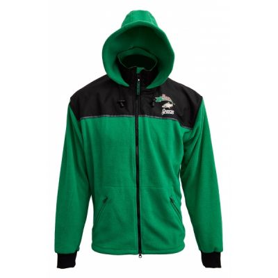 Sensas Green Gardon Fleece Jacket