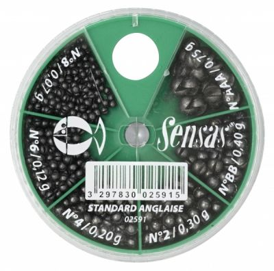 Sensas Standrad Waggler Box (no.84bb-aaa)
