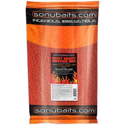 Sonubaits Spicy Meaty Method Mix