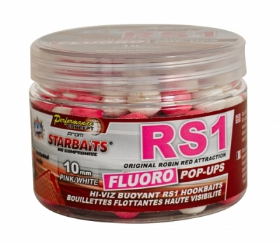 Starbaits Concept Fluo Pop Ups Rs1